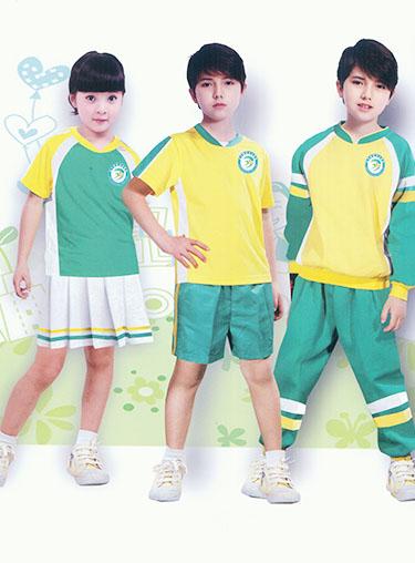 小学冬季校服