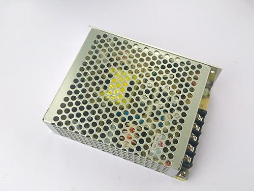 宝元系统配件台湾正品明纬开关电源5V,型号NES-50-5