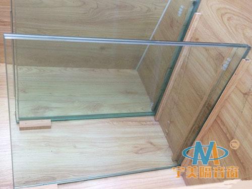 超彈性夾膠隔音玻璃