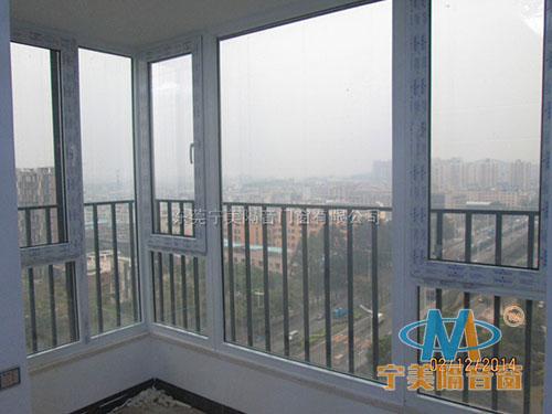 廠家直供汕頭雙層真空隔音窗12mm隔音玻璃