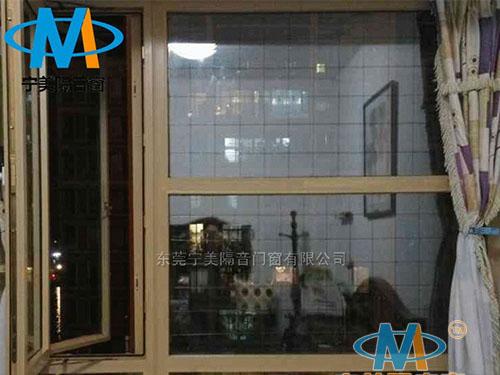火熱暢銷東莞馬路噪音隔音 玻璃窗