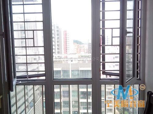 火熱暢銷東莞家庭超強型真空隔音窗 真空隔音玻璃