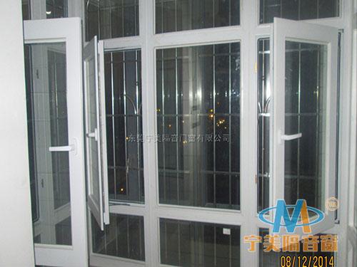 火熱暢銷寧美汕頭隔音玻璃窗 隔音窗價格