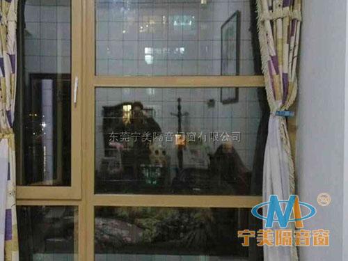 廠家直供寧美深圳家庭隔音門窗 專業隔音玻璃廠家
