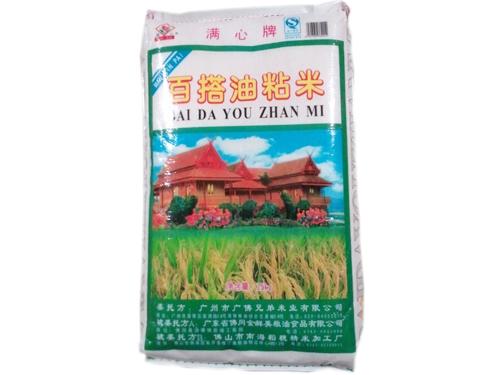 百搭油粘米