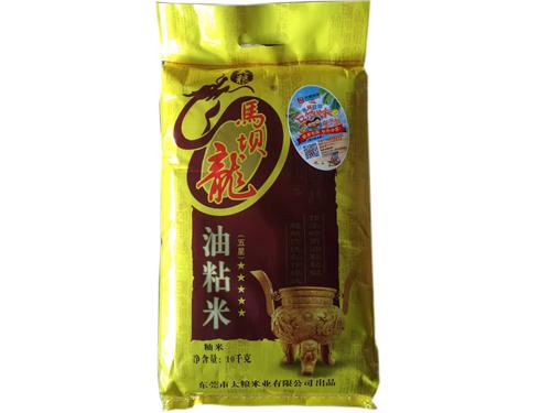 马坝龙油粘米