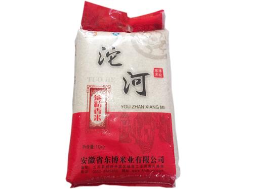 沱河油粘香米