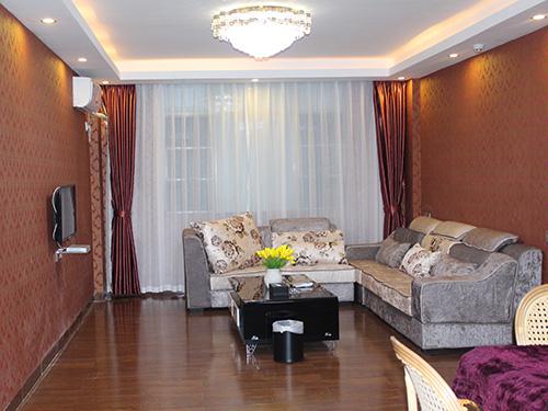 客房豪華客廳