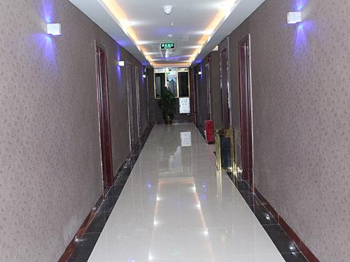 酒店走廊環境