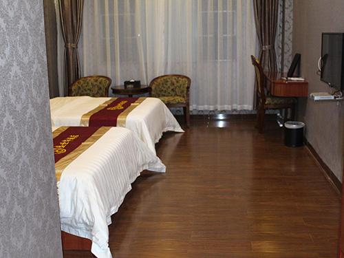 酒店式豪華雙人客房
