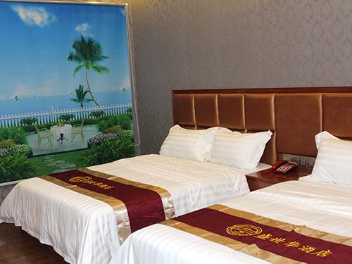 酒店雙人間套房