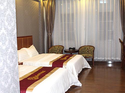 盛世華酒店客房
