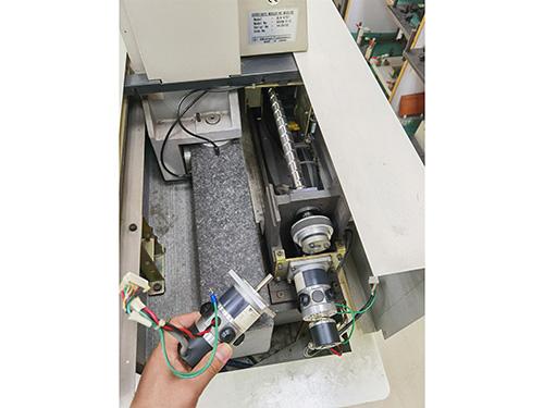 三次元控制箱伺服板故障專業的維修