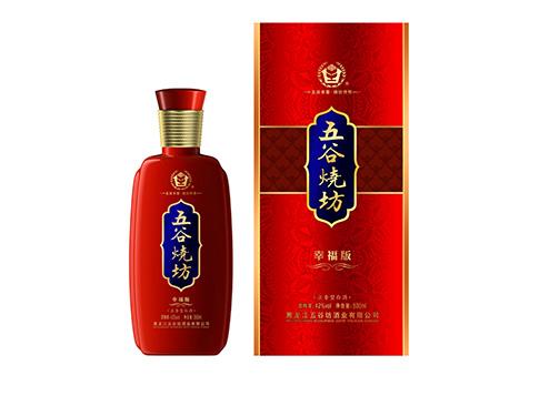 窖藏_鳳崗白酒加盟商_五谷坊酒業