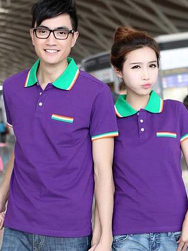 淡紫T恤衫出售