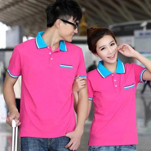 粉紅T恤衫出售