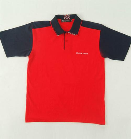 红黑T恤衫出售