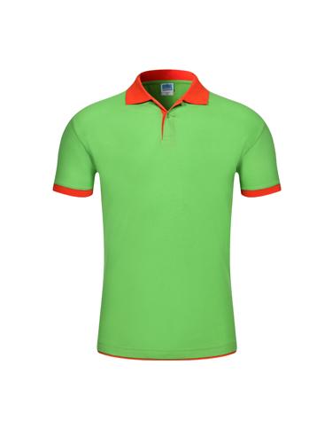 百搭綠紅T恤