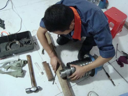 东莞CNC主轴维修