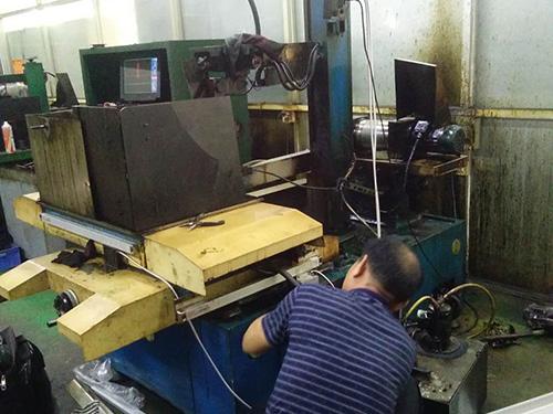 东莞DK7745线切割机安装电子尺