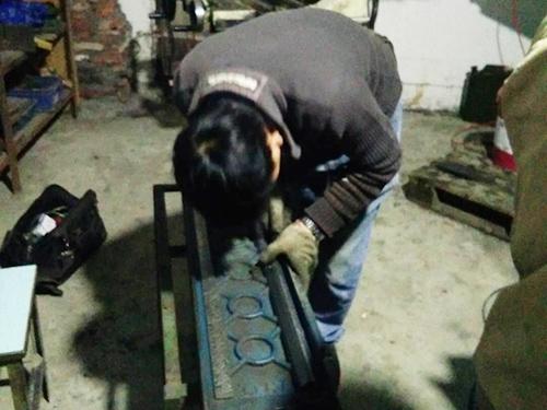 惠州建德KGS一618手摇磨床维修