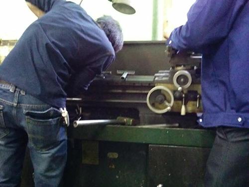 东莞上海第十一机床厂C0630A车床维修
