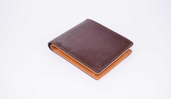 英国腊皮系列皮具钱包