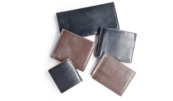 英国腊皮钱包系列