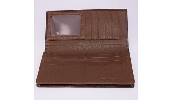 褐色牛皮钱包
