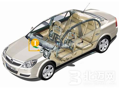 汽车部件模型