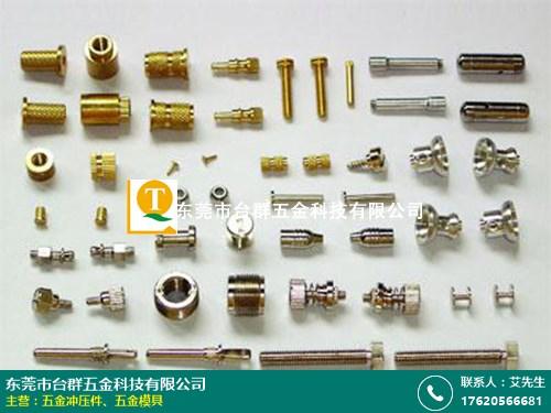 东莞最新的五金冲压件供应商排名 台群五金 各种 工艺品 通用