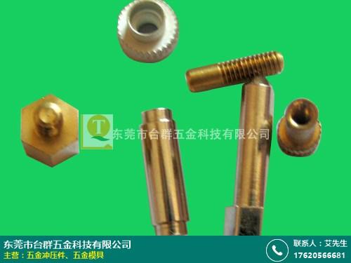 东莞通用五金冲压件生产企业 台群五金 装饰材料 各类 最新的