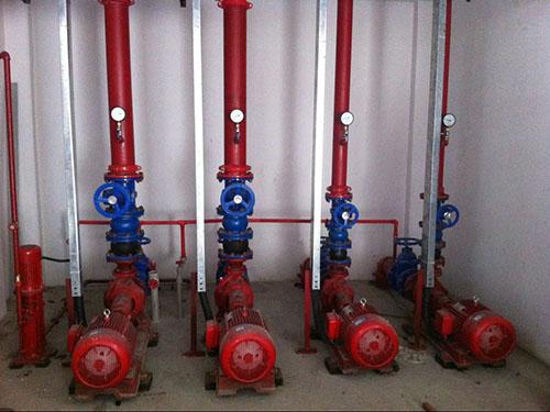 消防泵和喷淋泵