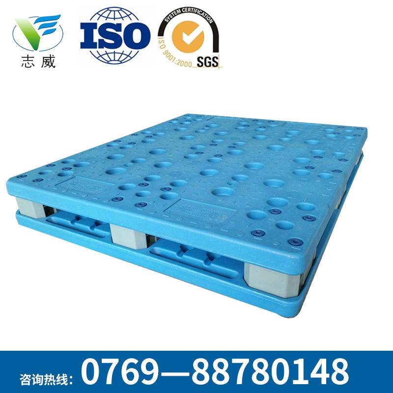 1210双面HDPE塑料吹塑托盘