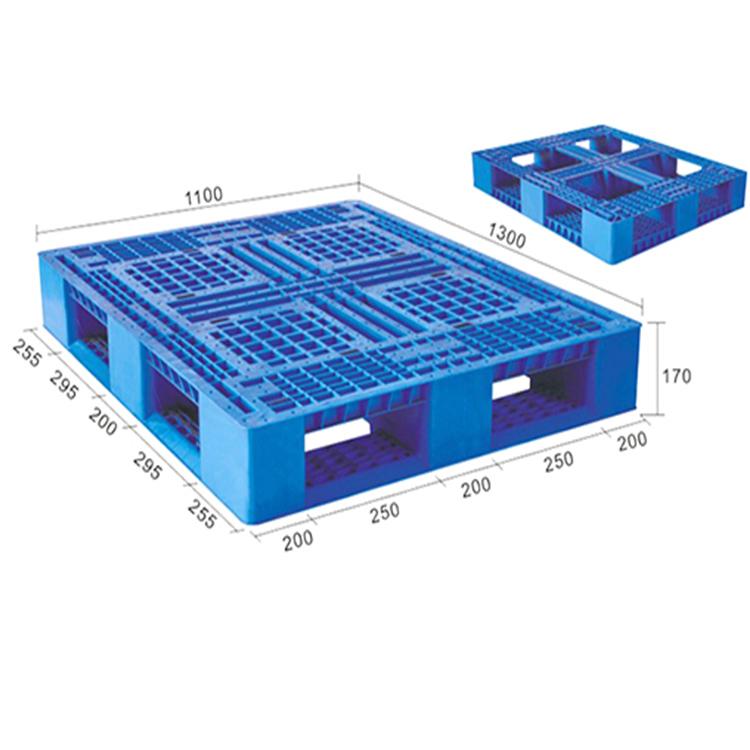 蓝色胶卡板定制