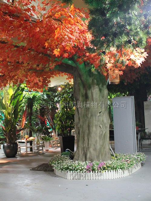 大型仿真枫树