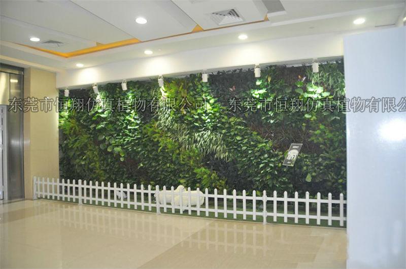 室内装饰仿真植物墙