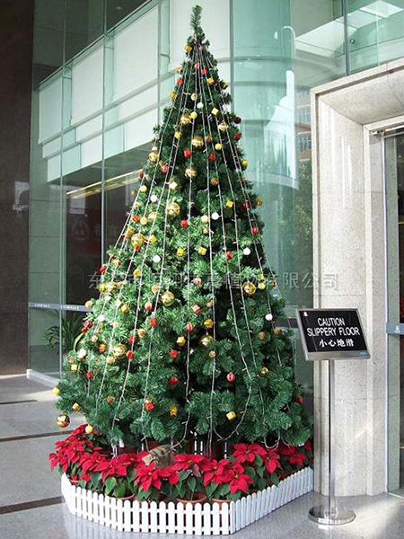 HX8137-3.6米圣誕樹