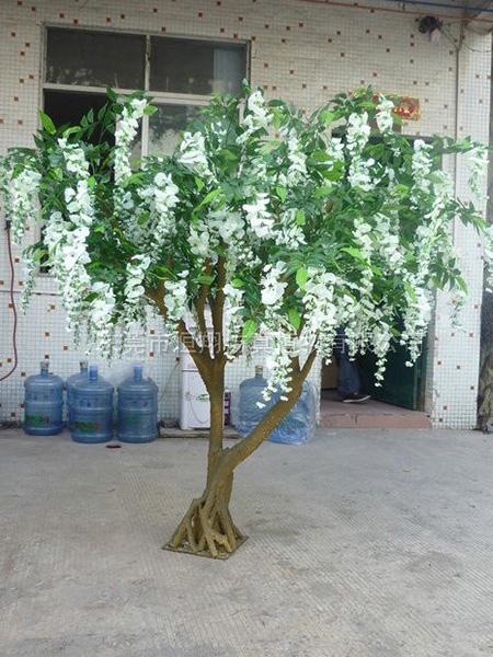 HX8121-2.5米仿真豆花樹