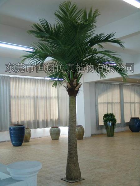仿真椰子樹