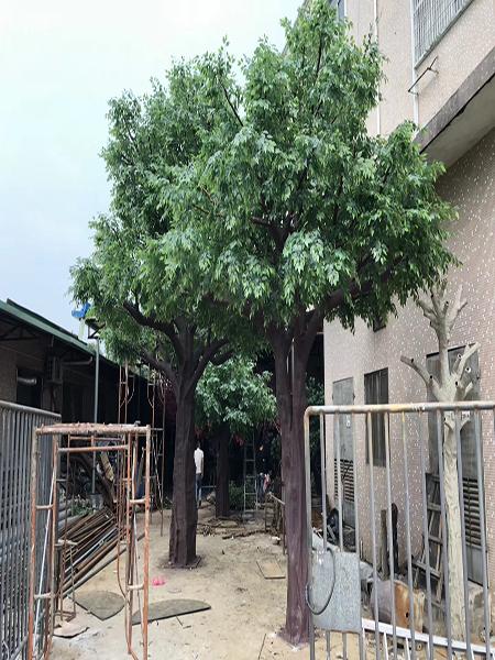 8米仿真榕樹