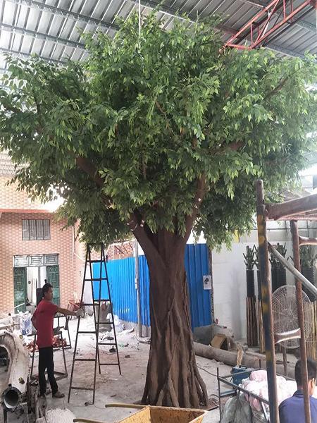 6米仿真榕樹