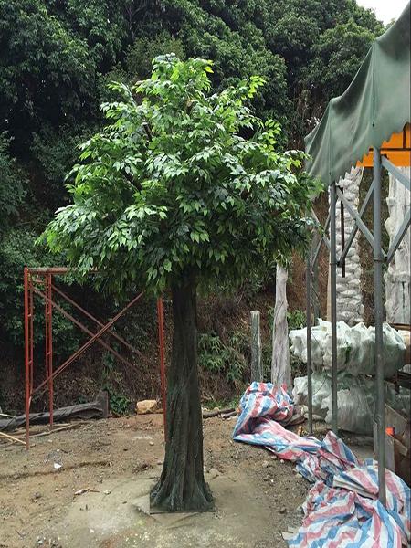 3米高常规仿真榕树