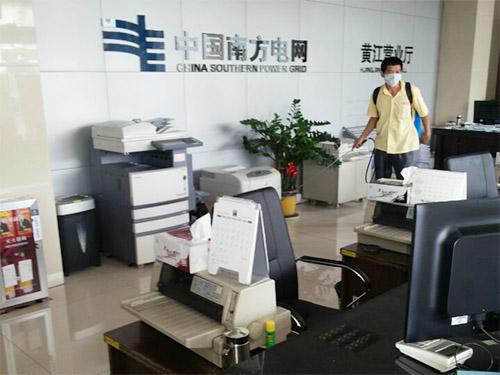 黃江南方電網白蟻防治