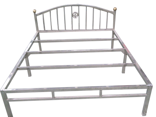 弧形简式床