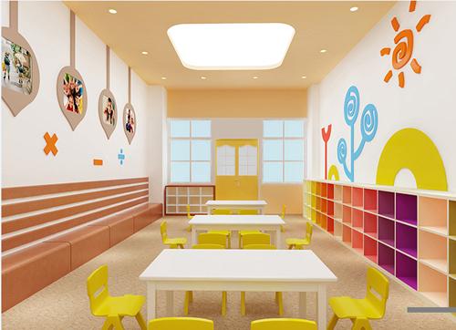 幼儿园设计-图书室