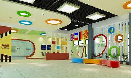 幼儿园装修的卫生间设计