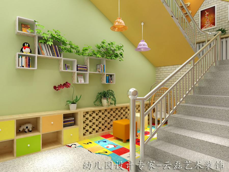 幼儿园设计|深圳市云磊艺术装饰有限公司