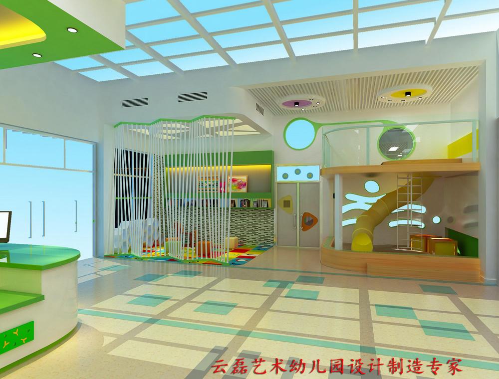 幼儿园装修公司 深圳云磊艺术装饰有限公司是一家专业从事幼儿园室内外空间环境设计、艺术软装、整体规划的全程服务公司,凭借多年行业内累积的设计经验,打造出了一个又一个幼儿园精品.我们拥有一支充满活力和创造力的幼儿园环境设计整体解决方案的专业团队,熟知幼儿园室内外装修设计、施工与装修规范要求,装饰工程施工工艺原理及方法等。对幼儿园环境美学、幼儿园设计色彩学、幼儿园环境生态学及心理学、幼儿园环境教育学等深度学习。我们精心设计,以百分之百的努力去满足客户需求,在实践中不断学习以获得成长发展。 公司核心价值观:以人