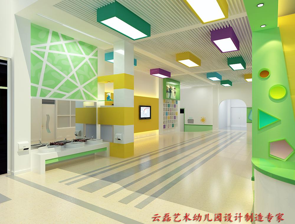 幼儿园环境设计整体
